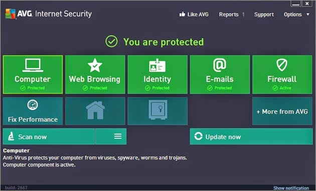 Get a Security Suite for All-Around Protection